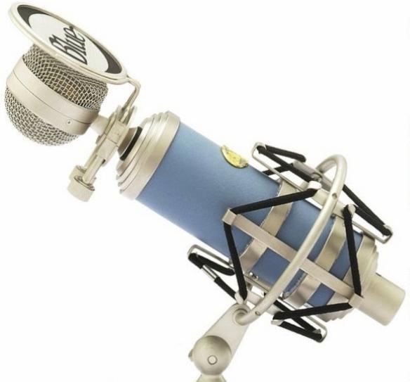 Blue Micropophones Mic
