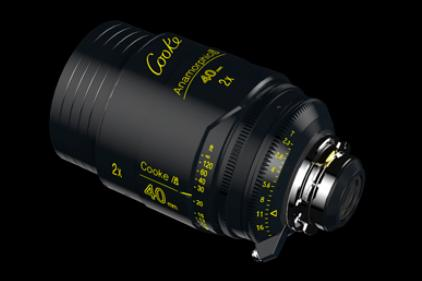 Cooke Optics Anamoprhic i Lenses