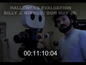 Halloween Panaglide Test 1978