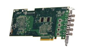 Matrox VS4 quad HD capture and ISO recording card