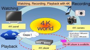 Panasonic PH1-Pro4 4K Player