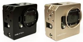The Genus GoPro Cage