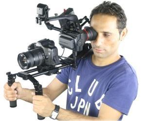 CineCity I-Shoot shoulder rig