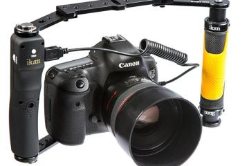DragonFly Handheld Rig with USB Control Grip