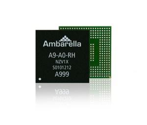 Ambarella-A9-Camera-Chip