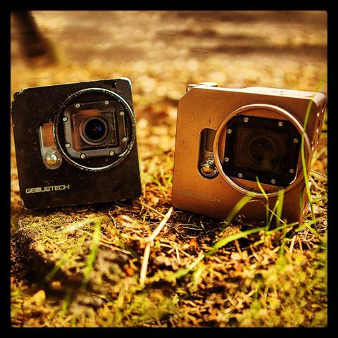 Genus GopRo Cage Extreme Video
