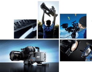 New Camera For ARRO at IBC 2013