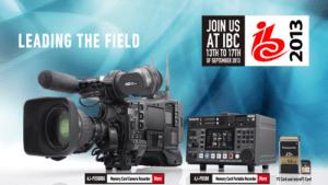 Panasonic 4K IBC Announcement
