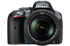 Nikon D5300 Grey