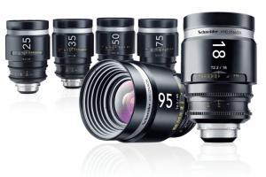 Cine Xenar III Lenses