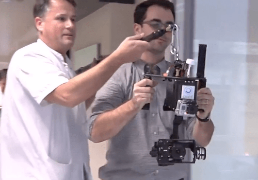Novo and Brushless Gimbal Camera Rig