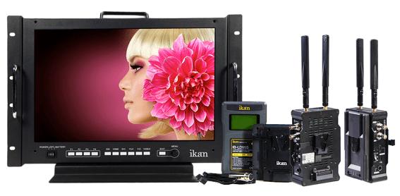 ikan VX17e 17 inch 3G-SDI Field Monitor