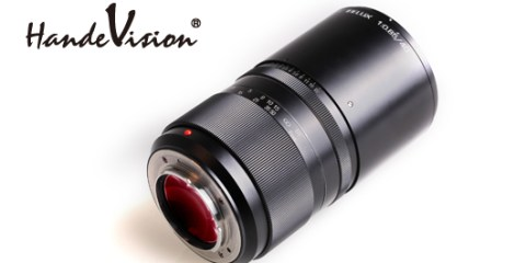HandeVision IBELUX 40mm f0.85 high speed lens