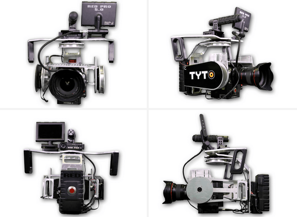 TYTO Cinematic Camera Stabilizer