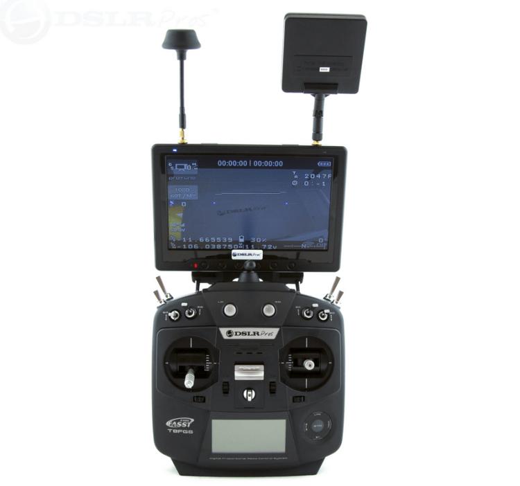 7 inch diversity monitor for FPV DSLRPros