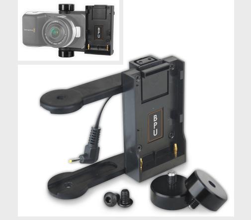 BST-1 Blackmagic Pocket Cinema Camera BPU Adaptor