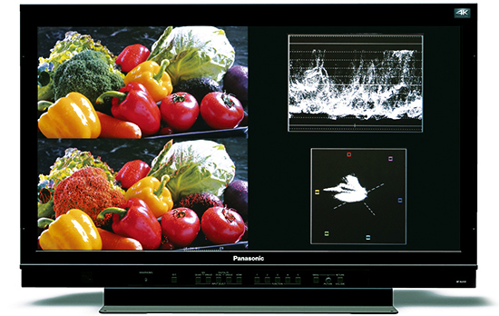 Panasonic BT-4LH310_Multi-display