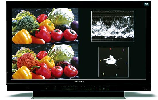 Panasonic BT-4LH310_Multi-display
