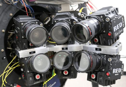 Pictorvision Eclipse 30K Multicam Array