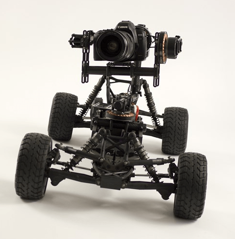 Pixiel ActivRig 3-Axis Brushless Gimbal Buggy