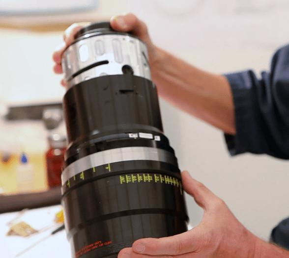 Panavision Camera Star Wars : Panavision lens archives cinescopophilia