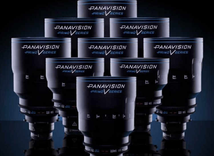 Panavision Primo V Series of Lenses
