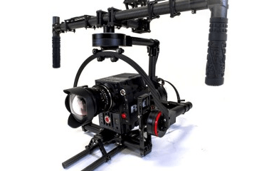 Fisso R1 Brushless Gimbal by InnovaCam Used On The Expendables 3 Film