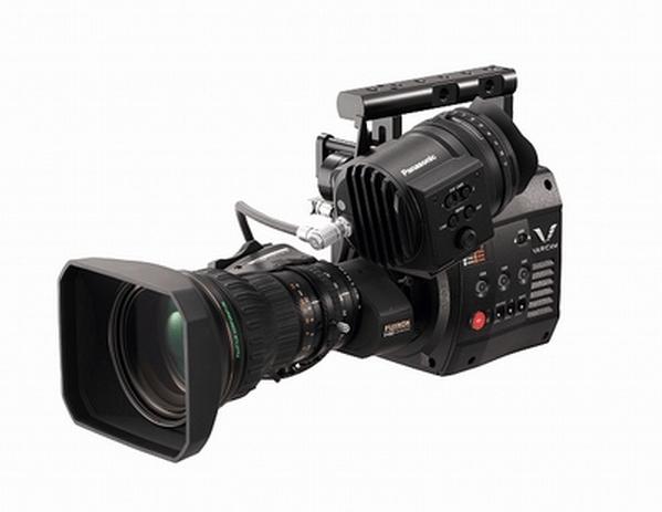 Panasonic 2:3 HD camera module
