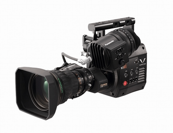 Panasonic 2:3 HD camera module