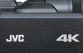 4 4K JVC Cameras