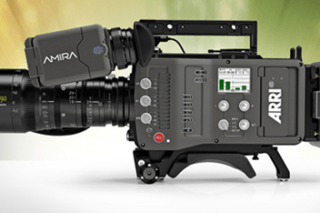 ARRI Amira Configuration Packages