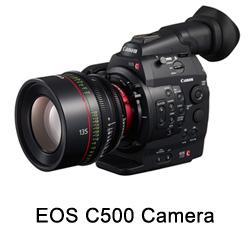 Canon Upgrade C500 Camera With Cinema RAW Development 1 3 Software: