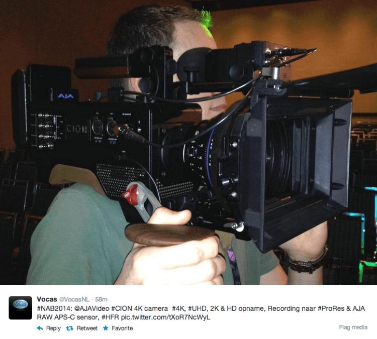 Cion Camera