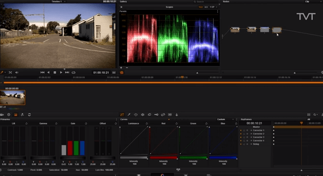 A Quick How To: Colour Grading With DaVinci Resolve: