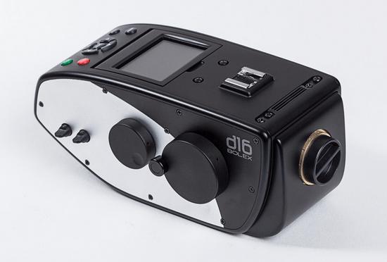 Digital Bolex D16M Native Monochrome camera
