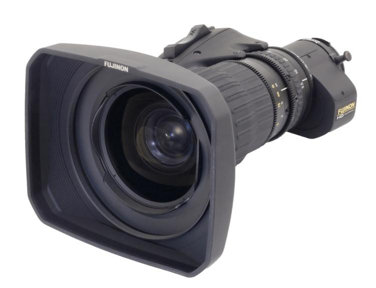 FUJINON HA18x5.5 Lens