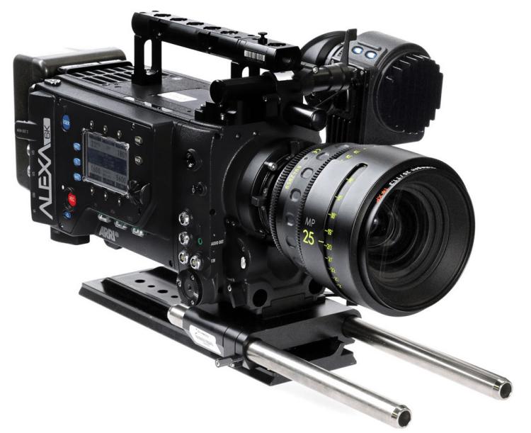 Fake ARRI 6K Camera