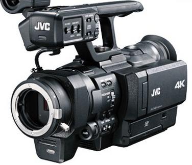 JVC 4K Camera