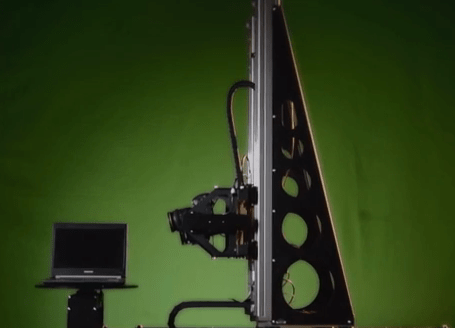 MRMC - Orbital rig - 360 degree Motion Control