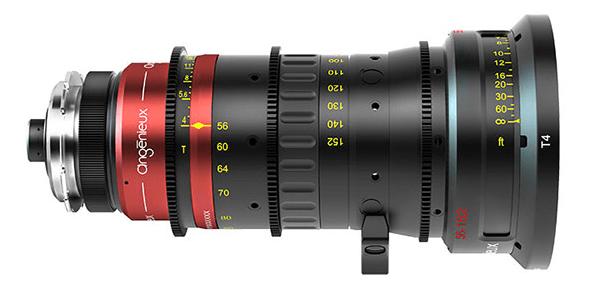 Optimo Anamorphic 56 152mm 2S zoom