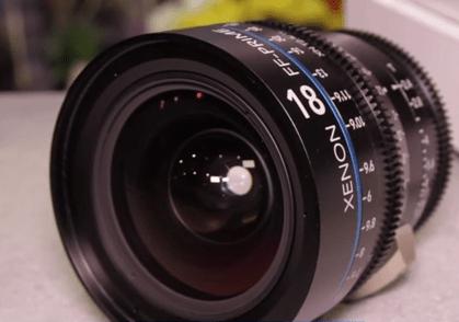 Schneider Optics Xenon 18mm