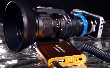 Turbopack 9000 B4 Lens