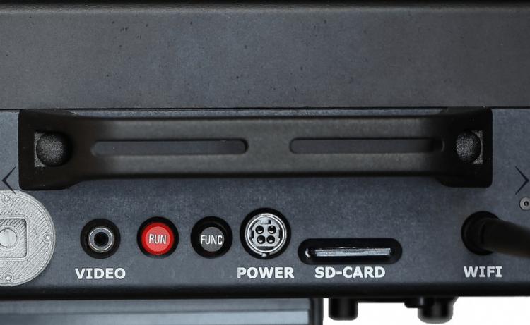Logmar S-8 Super 8 Camera