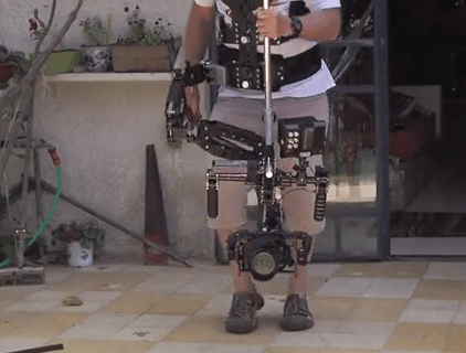 Steadicam 3-axis brushless gimbal