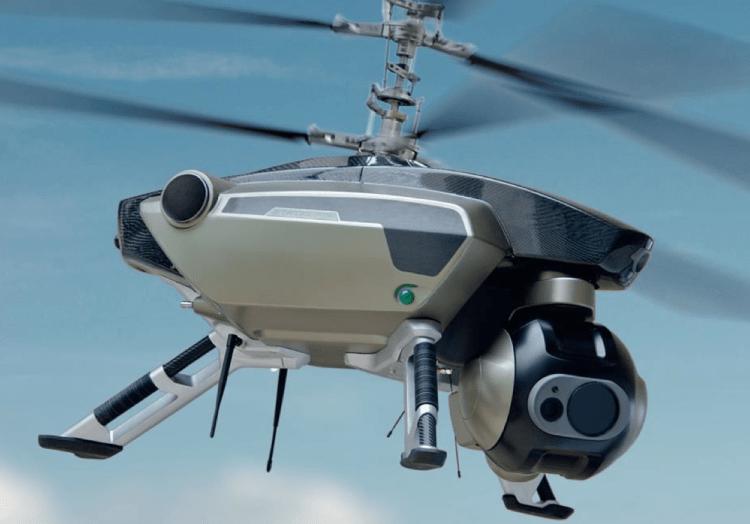 VTOL UAV Professional Drone Sationair