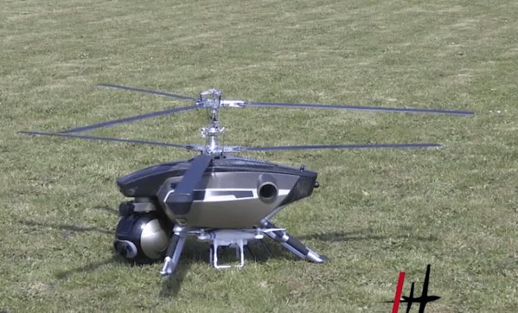 VTOL UAV Professional Drone