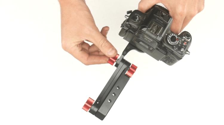 Hondo garage Pop and Lock Camera Rig
