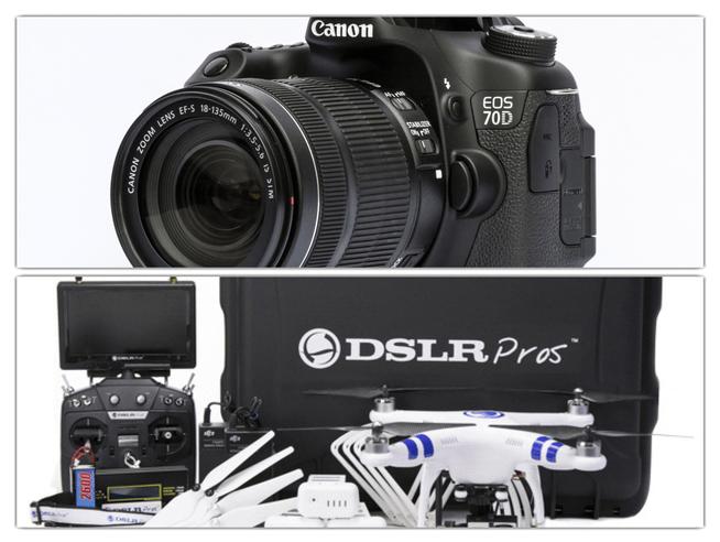 Kickstarter Campaign for camera gear