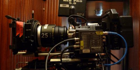 Schneider Optics Cine-Xenar III Primes Capture Classic Look for Sweatpants Media
