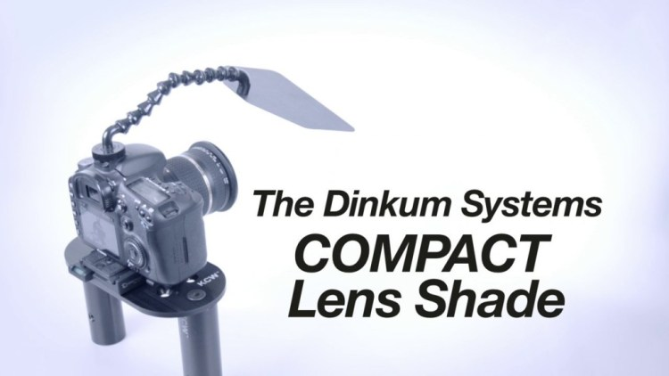 COMPACT Lens Shade From Dinkum Systems Review: